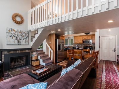 Photo for 1 Block to Lifts at Canyons Village - BEAUTIFUL 3BR Condo Flexible Cancellation