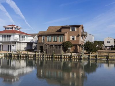 Photo for A Simply Gorgeous 3 Bedroom/2 Bath Waterfront Vacation Destination!