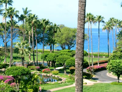 Beautiful Ocean View from Lanai
