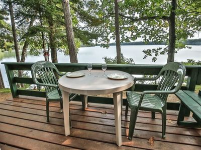 Photo for Cottage #2 - Hiller's Pine Haven - Newly remodeled with a breathtaking view
