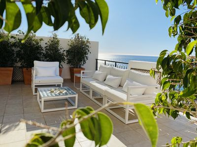 Photo for Spectacular Seaview Apartment Calaceite 1301