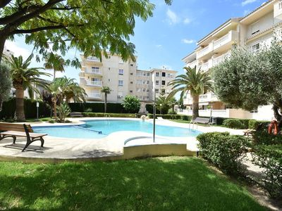 Photo for Quiet & modern apartment in the city center of L 'Albir