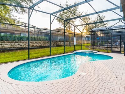 Photo for How to Rent Your Own Private Luxury Holiday Villa on Windsor Hills Resort, minutes from Disney, Orlando Villa 1093