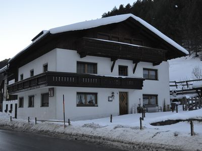 Photo for Holiday home in the middle of the Lechtal mountains