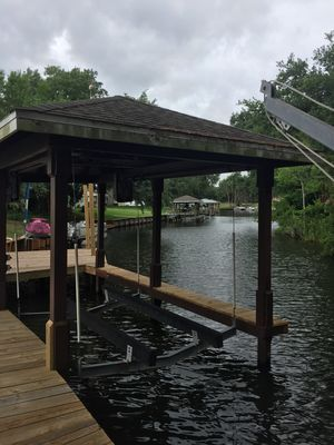 Photo for Beautiful Lake June Canal front home