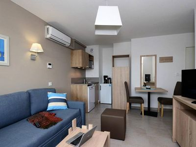 Photo for Résidence Odalys The White Lotus - 3 Rooms 6 People - Sea Side