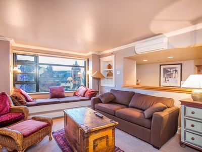 Photo for Bright Suite for 4 at the Base of Blackcomb and Whistler Mountains!