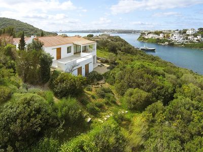 Photo for Villa in Mahon harbour