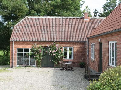 Photo for Alsted, Nykøbing Mors. 110 m2 lovely holiday home situated on 1,400 m2 yard.