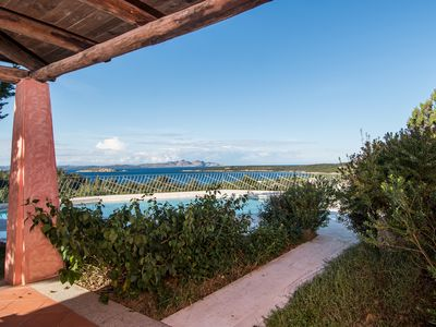 Photo for Fabulous villa just a few minutes walk from the beach