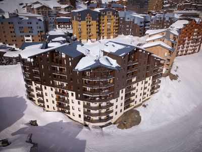 Photo for Apartment Calia with Ski-in/Ski-out