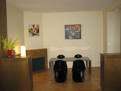 Photo for GETAWAY - APARTMENT 2 to 4 PERS, 60 m2, FREE WIFI