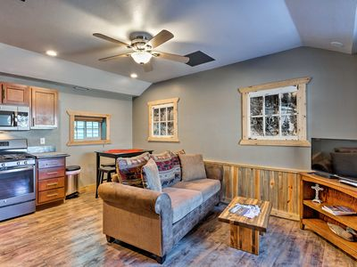 Photo for NEW! Apartment 1 Mi to Ouray County Hot Springs!