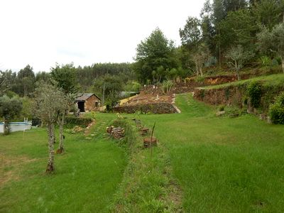 Photo for Country house in a paradisiacal area with unobstructed views over the valley. Comfortable