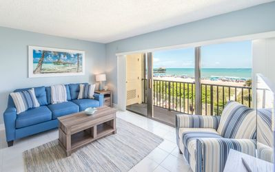 Photo for Oceanfront Paradise - Corner Unit - Direct Beach Views Throughout