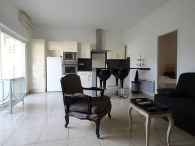 Photo for New: comfortable apartment 2/4 people