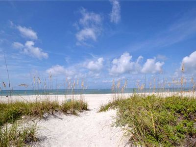 Photo for Seahorse Cottage 2, 2 Bedroom, Beach Front, WiFi, Fire Pit, Grill, Sleeps 6