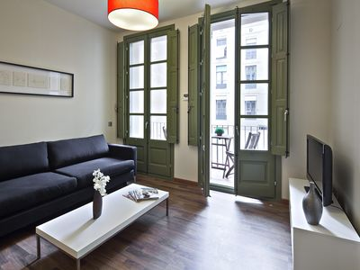 Photo for HABITAT APARTMENTS - Beautiful 1 bedroom apartment in Gothic Quarter