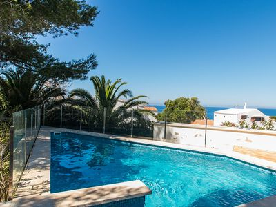 Photo for Fantastic Villa with Sea View, Pool and Terrace