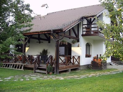 Photo for 5BR Cottage Vacation Rental in Câr?i?oara, Jude?ul Sibiu