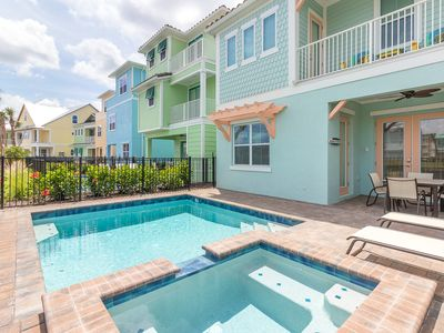 Photo for 8039 Surf Street: 3 BR / 3 BA home in Kissimmee, Sleeps 8