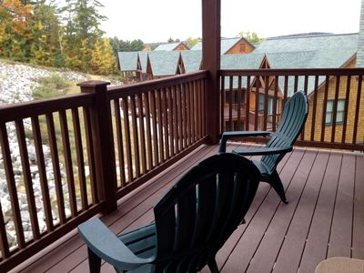 Photo for Vacation In Maine At This Beautiful Shawnee Peak Ski-in/ski-out Condo For 10!