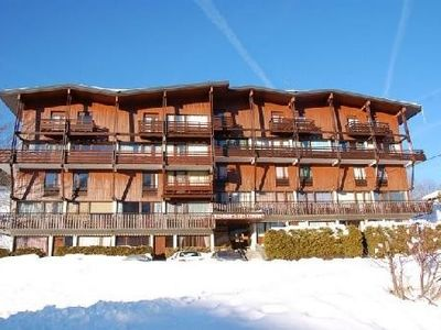 Photo for In small chalet-style building, comfortable duplex apartment