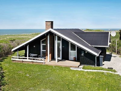 Photo for Quaint Holiday Home in Løkken Jutland with view of Ocean