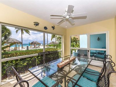 Photo for Lovely view of Seven Mile Beach | Beachfront Condo #24