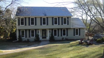 Photo for Lovely Lenox Colonial with mountain views yet one mile from center of town