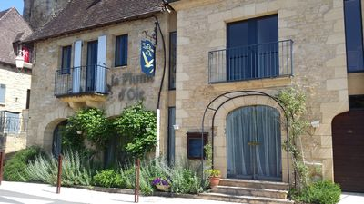 Photo for Charming riverside stone built  property in Perigord