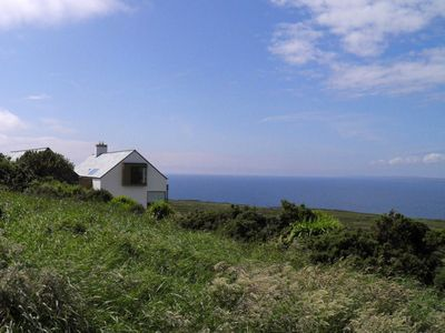 Photo for Peaceful, luxury home in Doolin with breathtaking uninterrupted ocean views