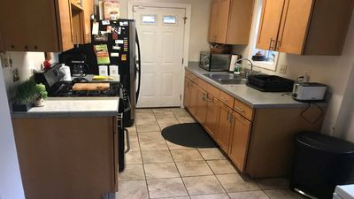 Photo for Entire 3 Bed, 2 Bath Home In Quiet DC Neighborhood Washington