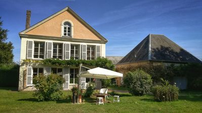 Photo for Charming house in the heart of the Loir Valley