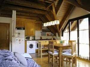 Photo for Warm and bright penthouse in Sesué, Benasque Valley