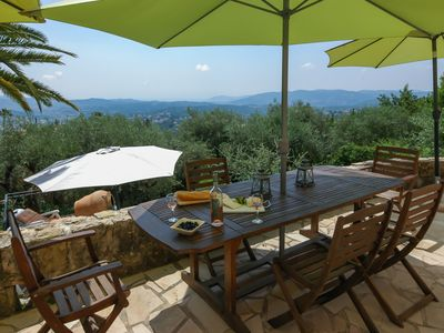 Photo for Stunning 4 bedroom Villa in Grasse (Q0330)