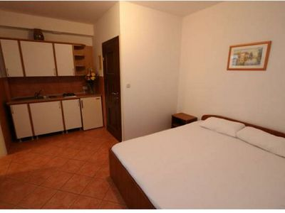 Photo for Studio Apartment Bee 4 For 2 Persons In Novalja