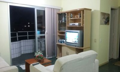 Photo for BEAUTIFUL APARTMENT 2 DORM C / BARBECUE IN BALCONY AND SEA VIEW
