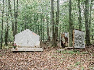Photo for Tentrr - Back 2 Nature Camp