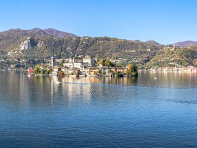 Photo for Apartment Isola in Orta San Giulio - 3 persons, 1 bedrooms