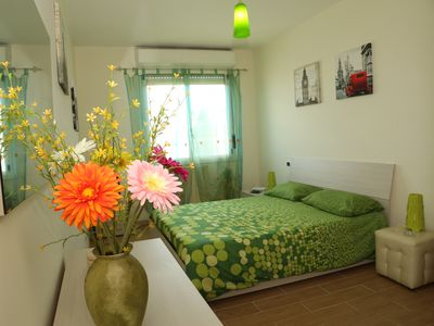 Photo for Jubilee by Emmahouse apartment on the sea of Rome
