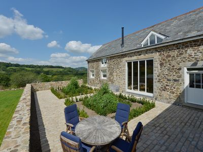 Photo for Grade II Listed Stone Barn Overlooking Dartmoor