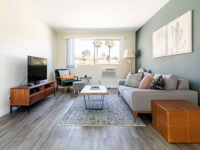 Photo for Gorgeous Brentwood 1BR w/ Pool, nr. UCLA & Whole Foods by Blueground