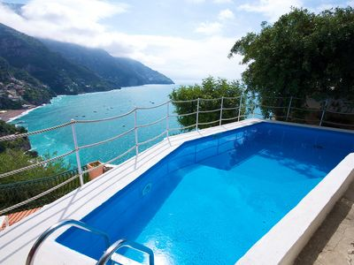 Photo for Sparkling 4 bedroom House in Positano (Q1146)
