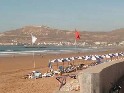 Photo for Holiday apartment Agadir for 4 - 6 persons with 3 bedrooms - Holiday apartment