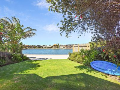 Photo for 19A Bartel Boulevard - Cottage with a Private Beach