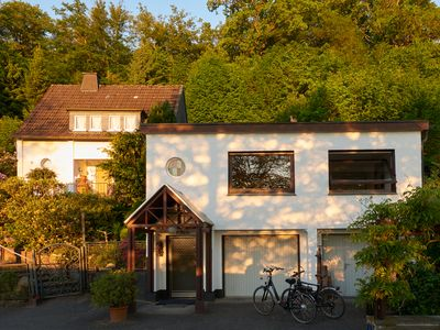 Photo for Very quiet holiday home directly at the game park; only 800 meters to the Möhnesee