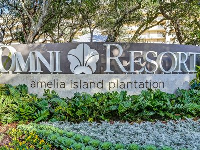 Photo for Exquisite Oceanfront villa in Sunny Amelia Island Plantation Resort