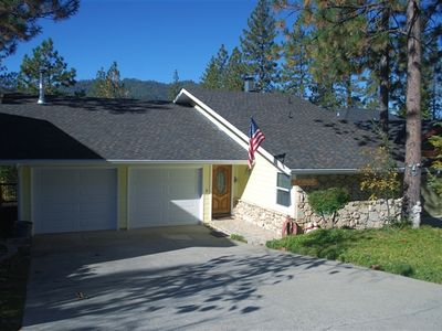 Photo for 4BR House Vacation Rental in Bass Lake, California