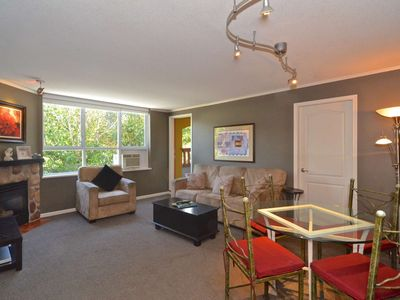 Photo for Heart of Whistler! Cozy winter getaway within walking distance to lifts and everything in between!